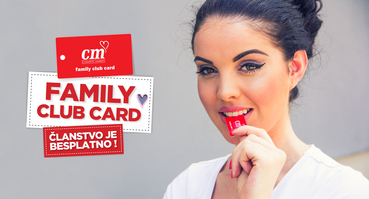 family club card